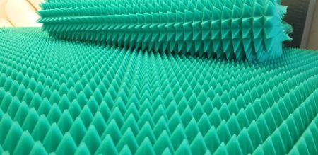 Пирамида 40 зеленая 3